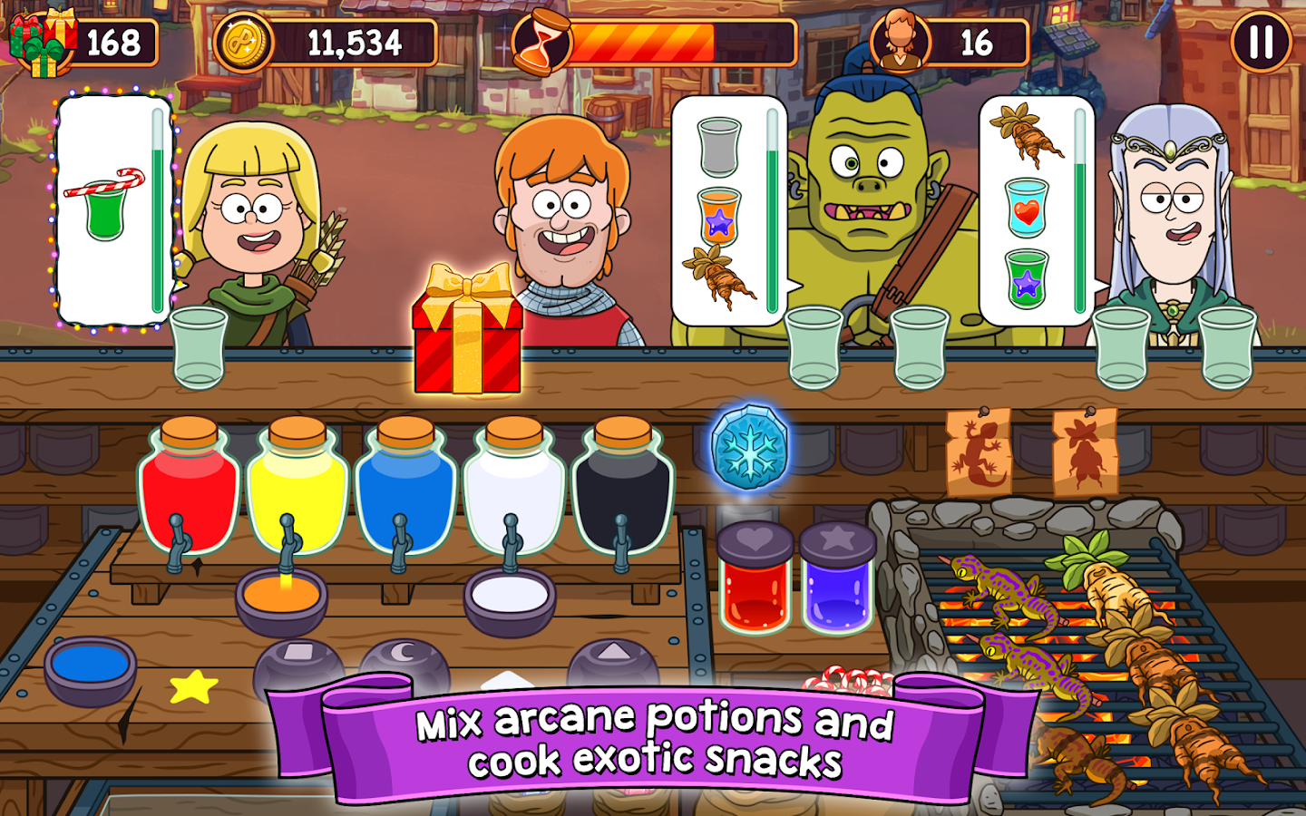 Potion Punch Screenshot 7