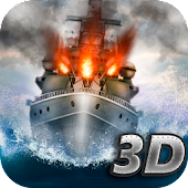 Download Android Game Sea Battle Wars: Ship Fighting for Samsung