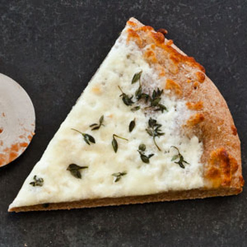 Three-Cheese Pizza (For Cheese Lovers)