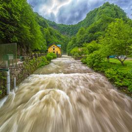 Zeleni vir by Stanislav Horacek - Landscapes Waterscapes