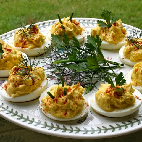 Lauren's Deviled Eggs