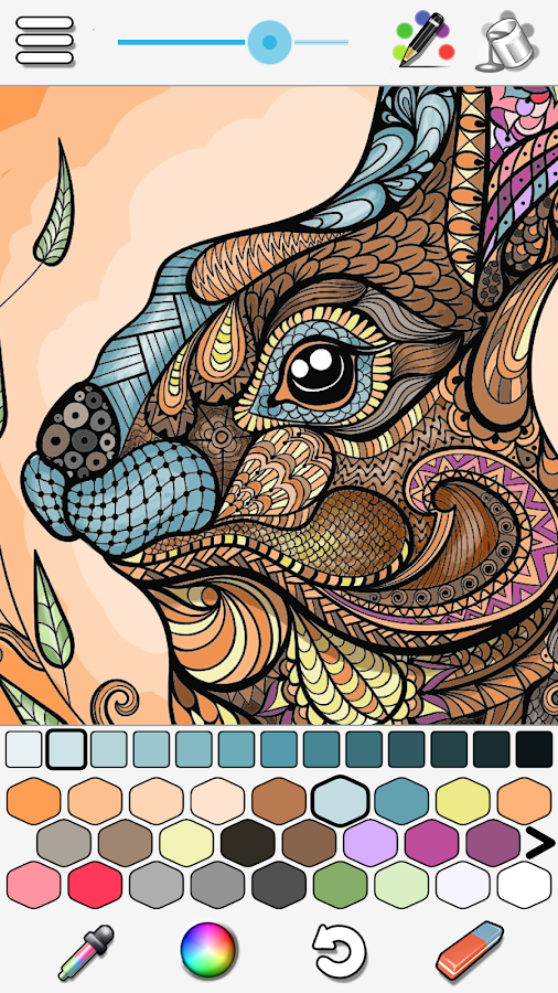 Coloring Screenshot 5