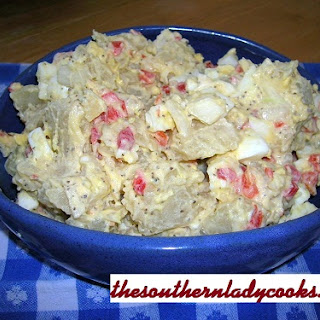 POTATO SALAD FOR A CROWD