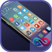 App Launcher and Theme for S6 Edge APK for Kindle