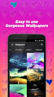 ZEDGE™ Ringtones & Wallpapers APK for Blackberry