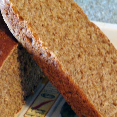 Whole Grain Oat-Wheat Batter Bread