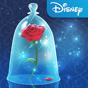 Be our guest in a new magical puzzle game Beauty and the Beast: Perfect Match! APK Icon