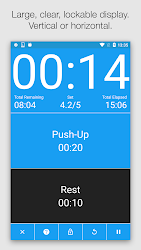 Seconds Pro – Interval Timer v2.7.1 APK 1