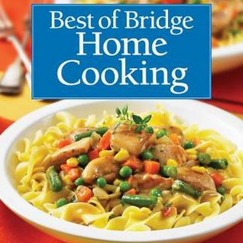 Creamy Tuna Pasta Bake + a review of Best of Bridge Home Cooking