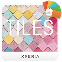 XPERIA™ Tiles Theme For PC (Windows And Mac)