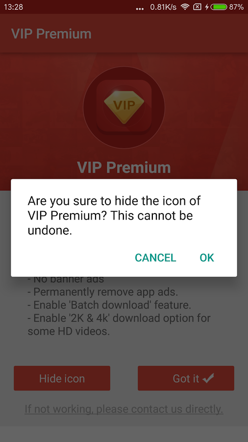 VIP Premium Screenshot 2