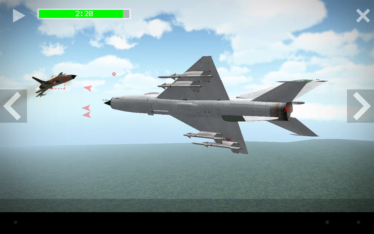 Strike Fighters (Pro) Screenshot 14
