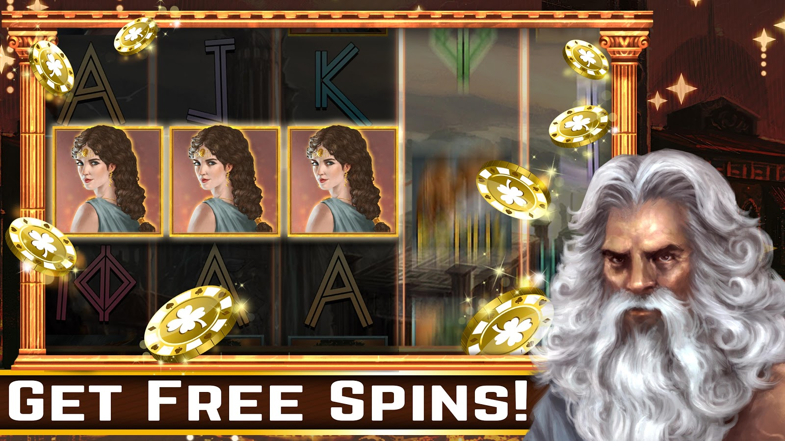 Hot Vegas SLOTS- FREE: No Ads! Screenshot 3
