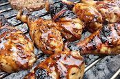 BBQ Chicken - By The London Hog Roast Company