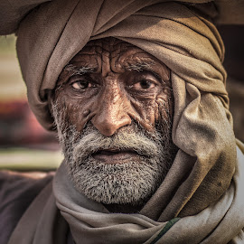 by Suvam Saha - People Portraits of Men (  )
