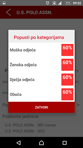 android SalesScout Screenshot 6