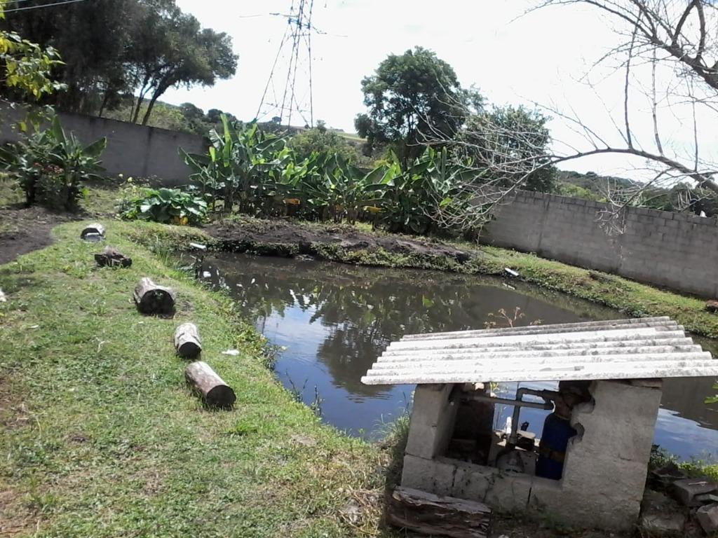 Terreno para chácara com Lago à venda, 1500 m² por R$ 90.000 - Murundu - Ibiúna/SP