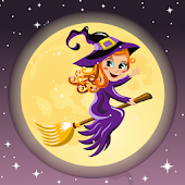 Download Halloween witch APK to PC
