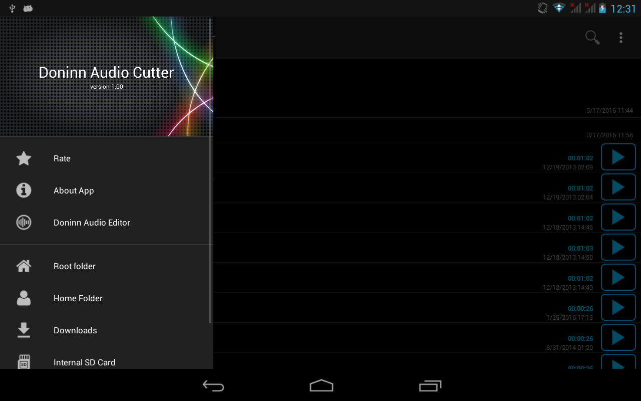 Doninn Audio Cutter Screenshot 13
