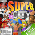 Super City (Superhero Sim) APK for Bluestacks