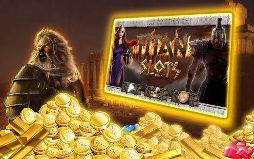 Slot titan apk