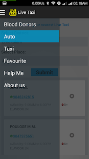 LiveTaxi Sarathi - screenshot