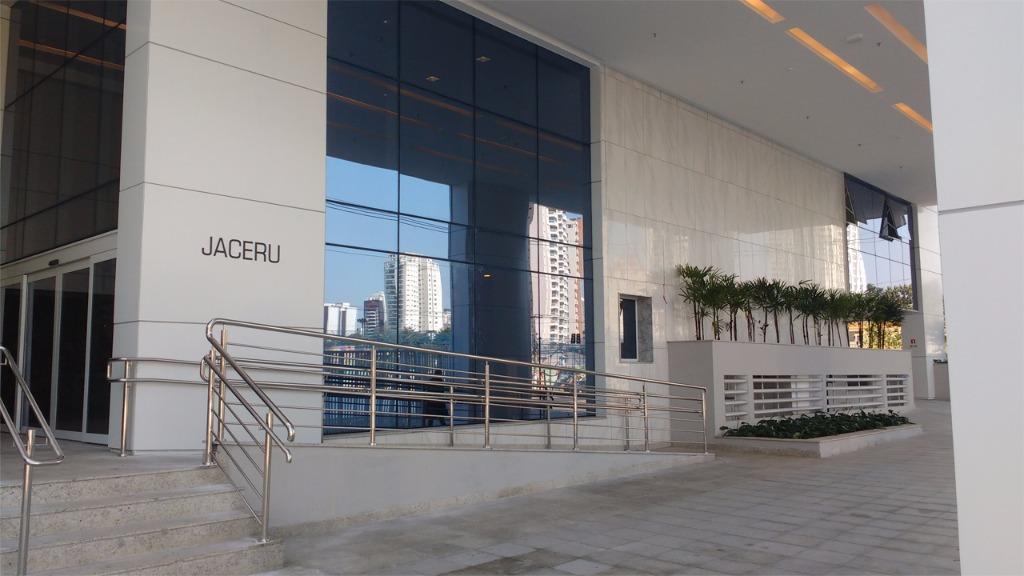 Sala comercial para venda e locação, Jardim das Acácias, São Paulo - SA0027.