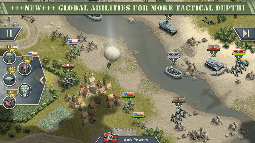 1944 Burning Bridges Premium Screenshot 3