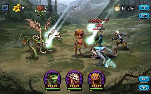 DragonSoul - Online RPG screenshot 18