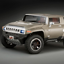 Wallpapers Hummer HX