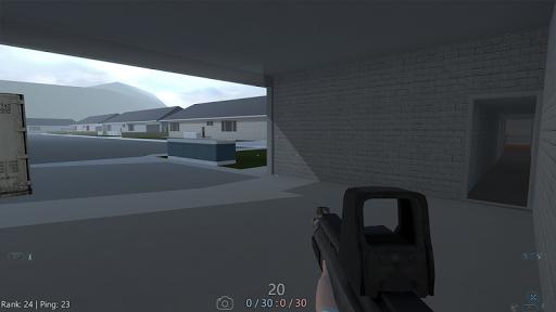 Zombie Ops Online Premium FPS - screenshot