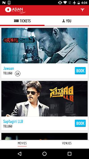 Asian Cinemas screenshot 2