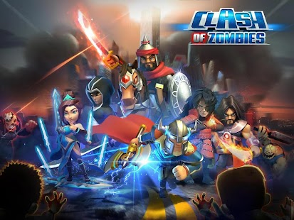 APK Game Last Heroes: Battle of Zombies for iOS