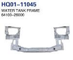 Santa Fe 2004 Radiator Support, Water Tank Frame, Panel (64100-26000)