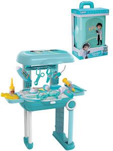 """Игровой набор серии """"Профессии"""", чемодан, голубой"""