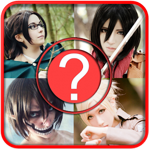 Cosplay Quiz for Attack Titan