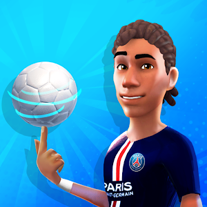 PSG Soccer Freestyle For PC (Windows & MAC)