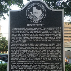 JUNETEENTH COMMEMORATED ANNUALLY ON JUNE 19TH, JUNETEENTH IS THE OLDEST KNOWN CELEBRATION OF THE END OF SLAVERY IN THE U.S THE EMANCIPATION PROCLAMATION, ISSUED BY PRESIDENT ABRAHAM LINCOLN ON SEP. ...