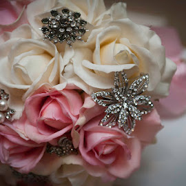 The Bouquet by Priscilla Chan - Wedding Details ( bouquet, wedding, beautiful, made, flowers )