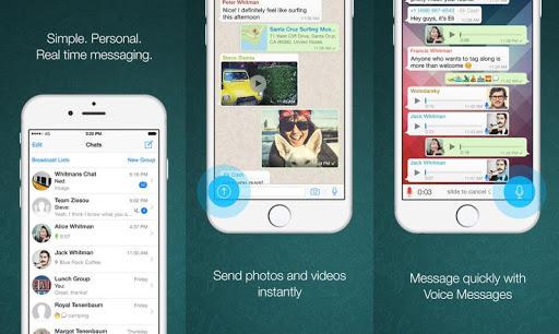Freе WhatsApp Messenger Tips screenshot 1