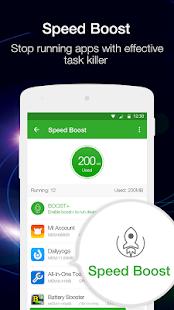 Memory Booster - RAM Optimizer- screenshot thumbnail