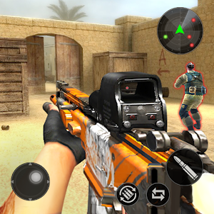 Cover Strike - 3D Team Shooter For PC / Windows 7/8/10 / Mac – Free Download