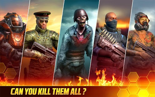 Kill Shot Bravo apk screenshot