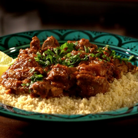 Scotch Lamb Moroccan Tagine