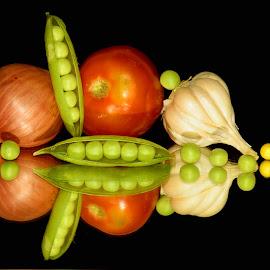 GREEN PEA DELIGHT by SANGEETA MENA  - Food & Drink Ingredients