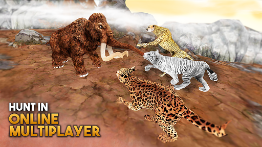 Animal Sim Online: Big Cats 3D For PC