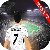 ronaldo football 2017 APK for Bluestacks
