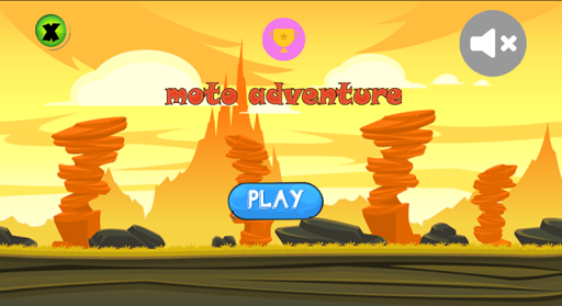 Moto venture - screenshot