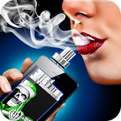 Game Virtual Vape smoking joke APK for Kindle