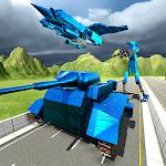 Transform Robot Action Game Icon